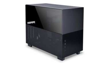 Photo of Lian Li PC-Q58, du mini-ITX en blanc ou noir !