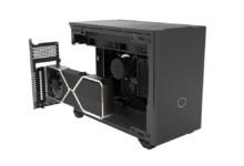 Photo of Cooler Master NR200P MAX, boitier mini-ITX avec watercooling et alimentation intégrées
